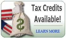 Federal Tax Credits available on all qualified products purchased from JCMechanical. Call today for more information.